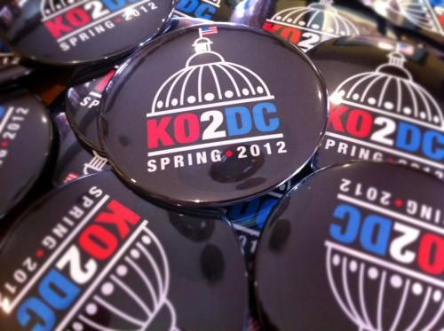 KO2DC buttons